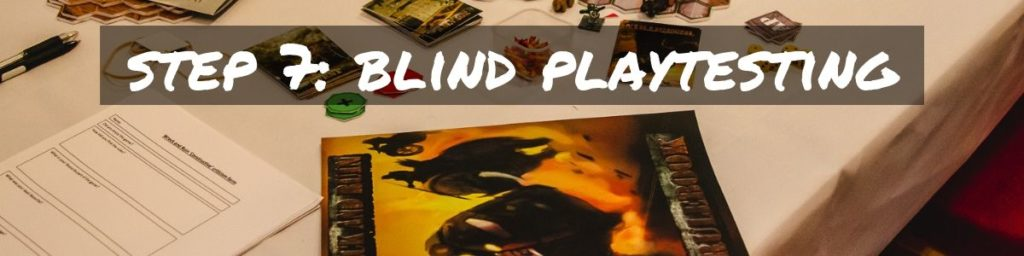 blind playtest banner